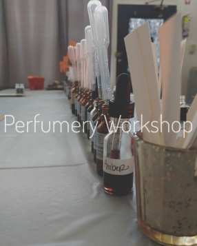 Perfume Work Pic