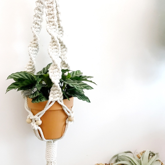 Macrame Workshop 3