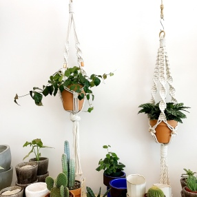 Macrame Workshop w Jewelweed